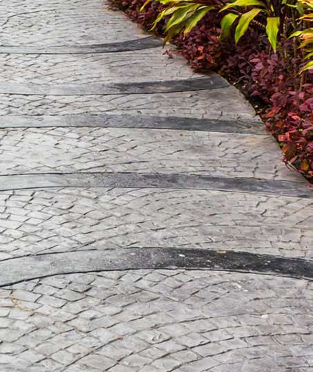 Knights Landscaping Construction And Design Decorative Concrete