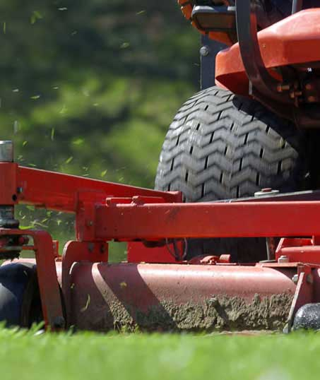 Knights Landscaping Construction And Design Commercial Lawn Mowing
