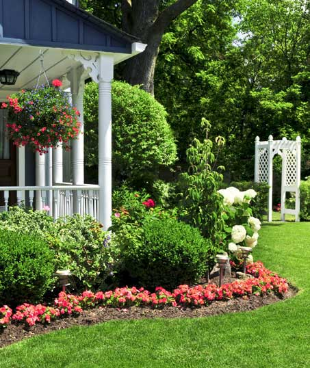 Knights Landscaping Construction And Design Residential Landscaping