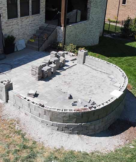 Knights Landscaping Construction And Design Landscaping Company