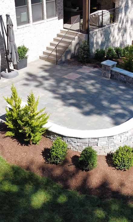 Knights Landscaping Construction And Design Landscaping
